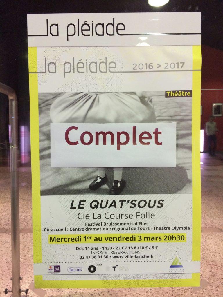 Le Quat'sous COMPLET Pléiade